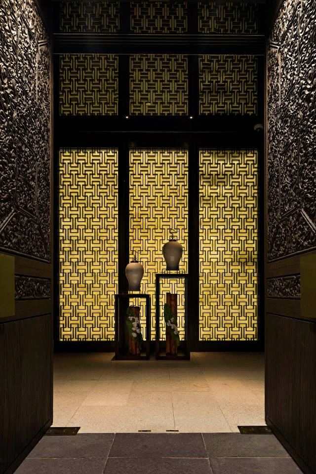 Steve Leung Interior Design - Yuan, Atlantis the Palm in Dubai