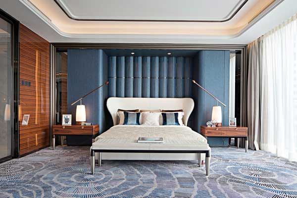 9 Welfare Road - Steve Leung Interior Design in Hong Kong - Marinella Collection