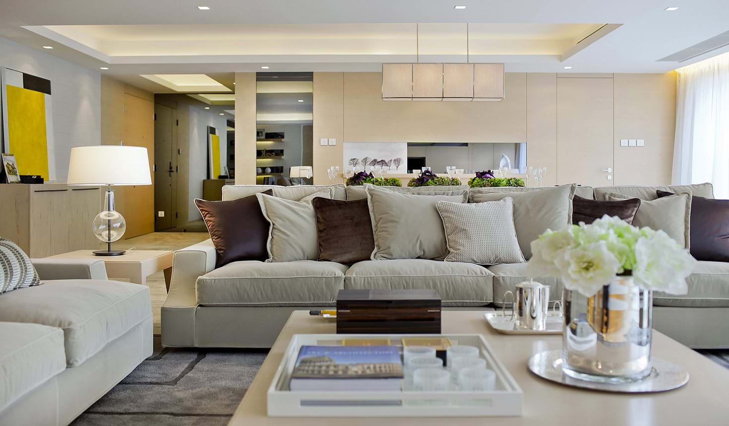 The Hampton, Hong Kong – Interior Design by Giorgetti