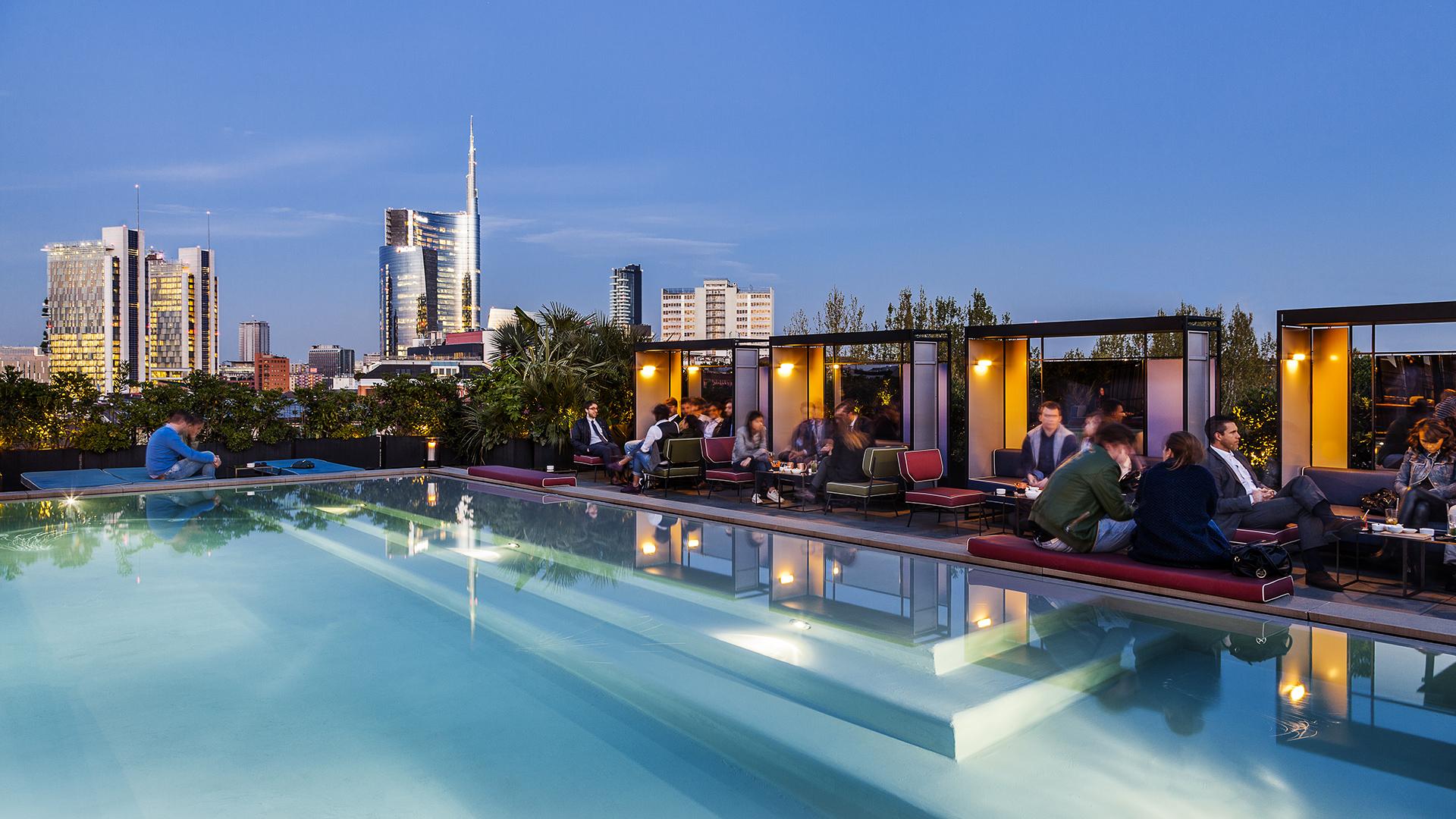 Rooftop Milano Terrazza Triennale Milan Design Guide