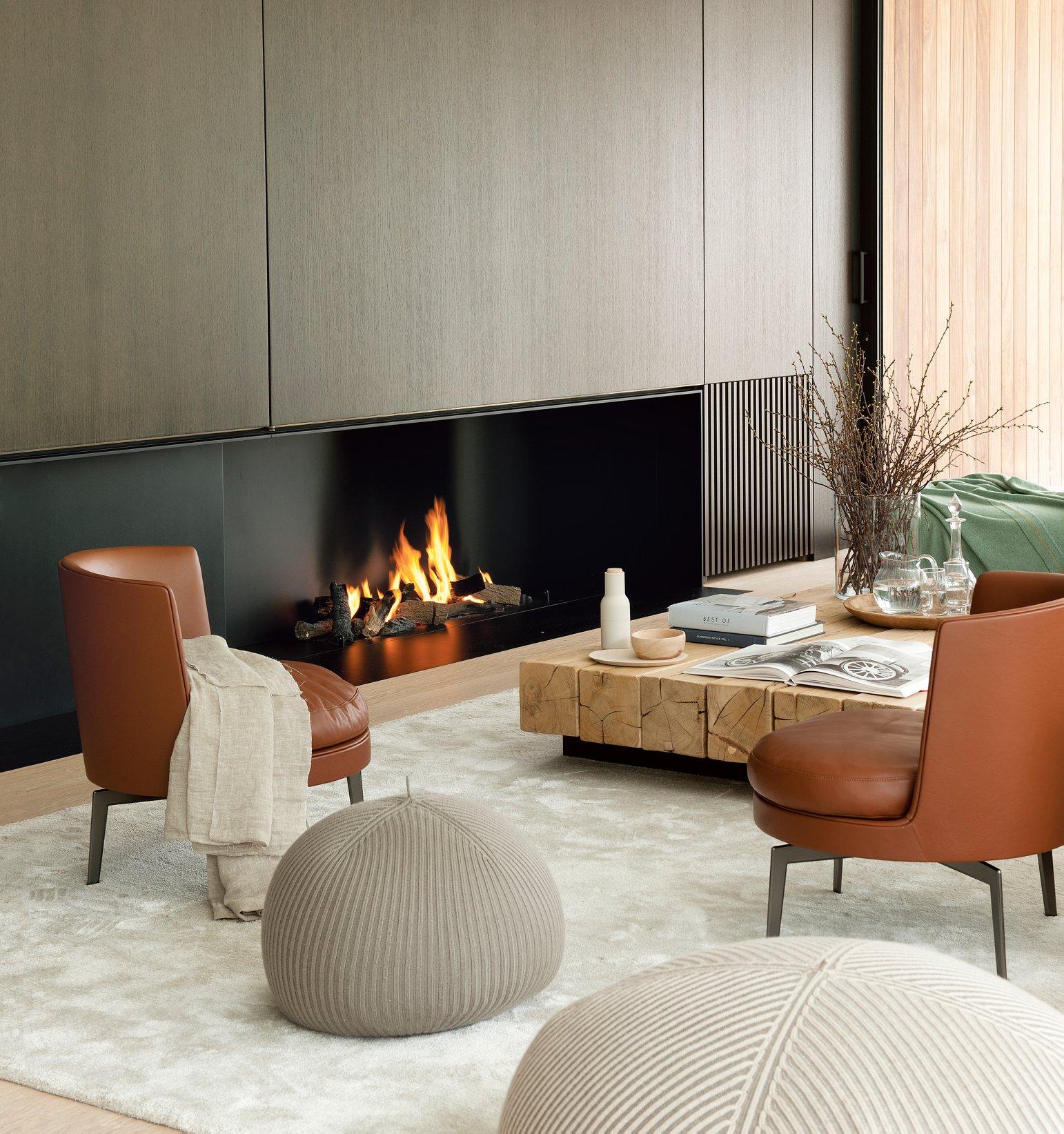 High-End Living Room Furniture