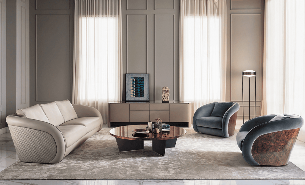 Italian Living Room Furniture | High-End Living Room Furniture