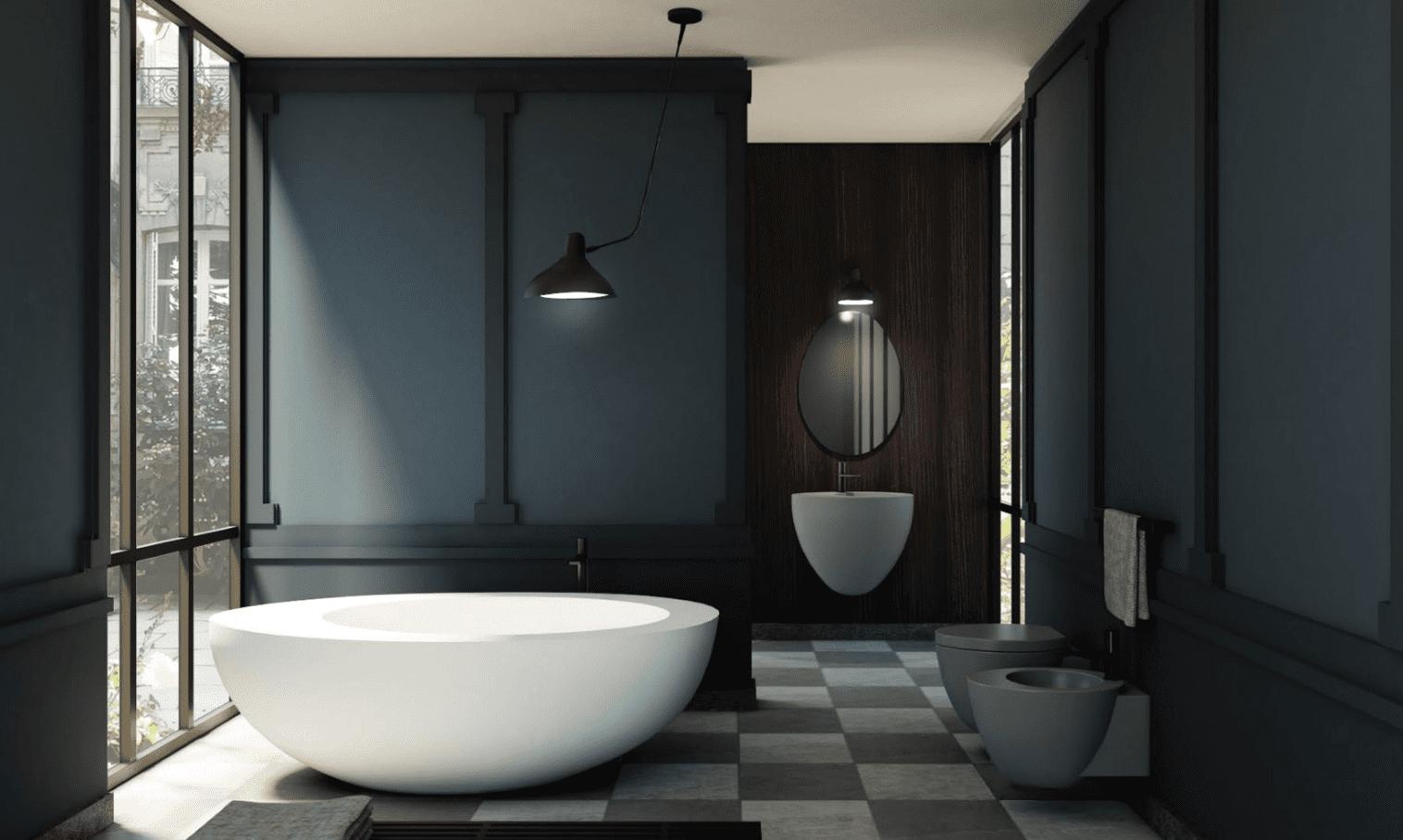 Italian Bathroom Design Brands