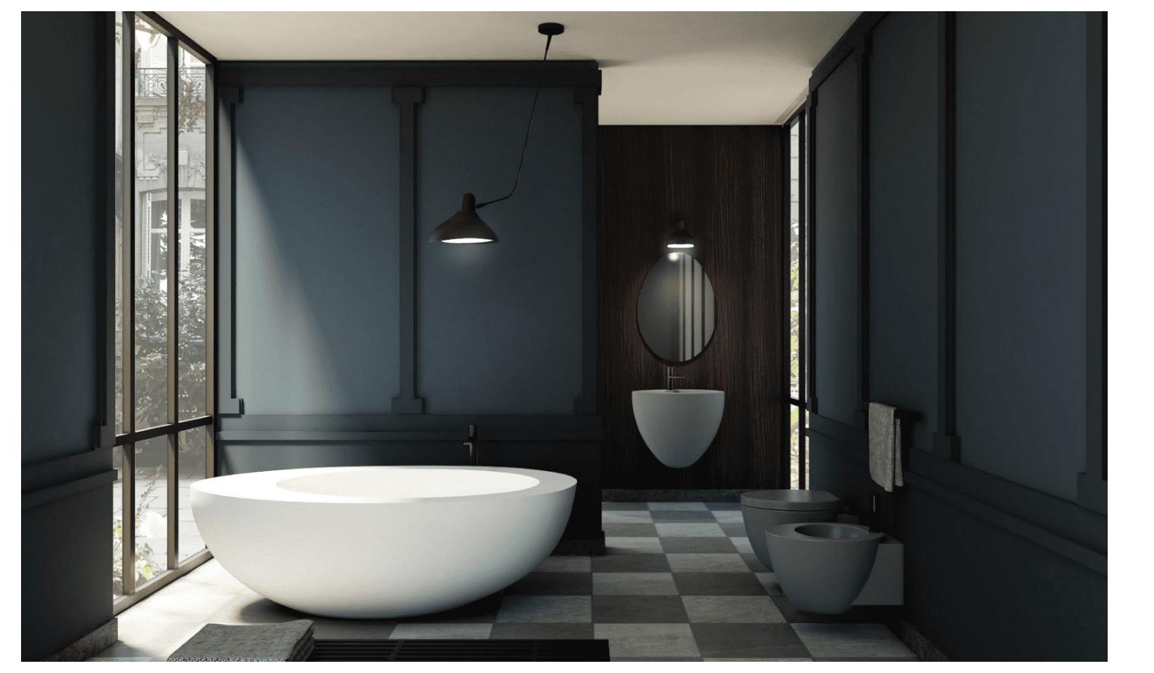 Bathroom Flooring Bathroom Floor Designs Italian