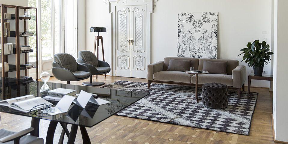 Italian Living Room Furniture | High-End Living Room Furniture