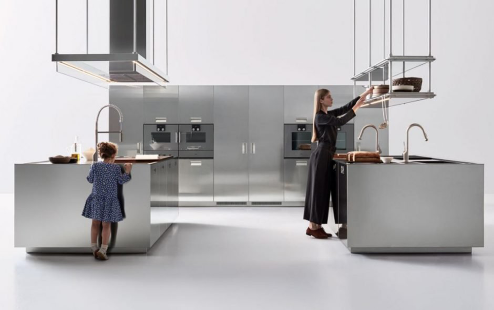 Modern Italian Kitchens How To Design Them Esperiri Milano