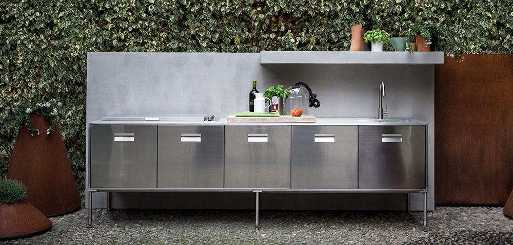 Artusi kitchen by Arclinea kitchen a modern Italian modular kitchen brand
