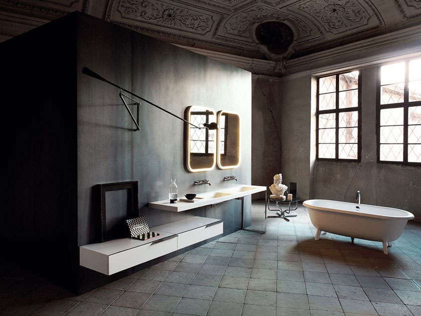 Italian Sanitary Ware Brands For A Designer Bathroom Esperiri