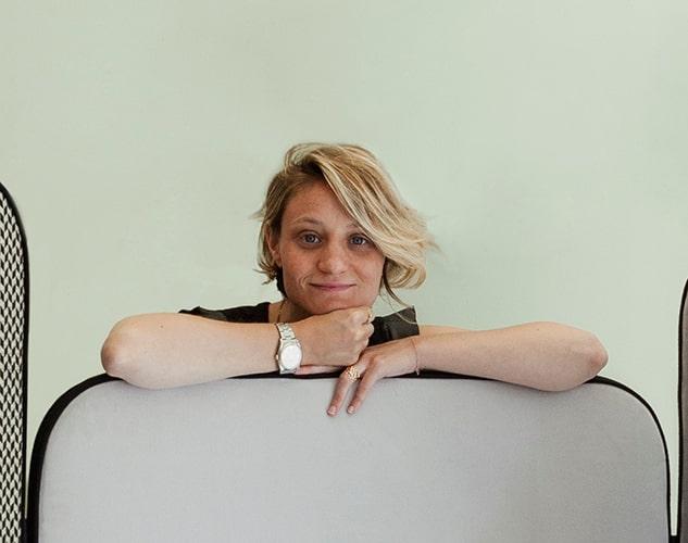 famous Italian interior designer Rachele Pellegatta