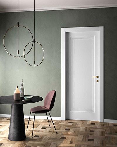milia door produced by garofoli best Italian doors