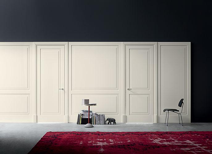 classic door avenue by lualdi one of the best Italian door manufacturer
