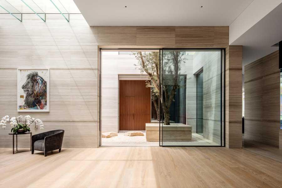 italian style interiors designed by the best interior designer in Dubai