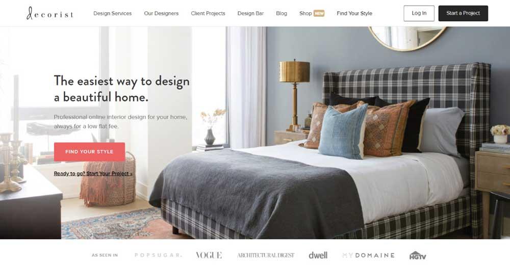 decorist one of the best online interior design services provider