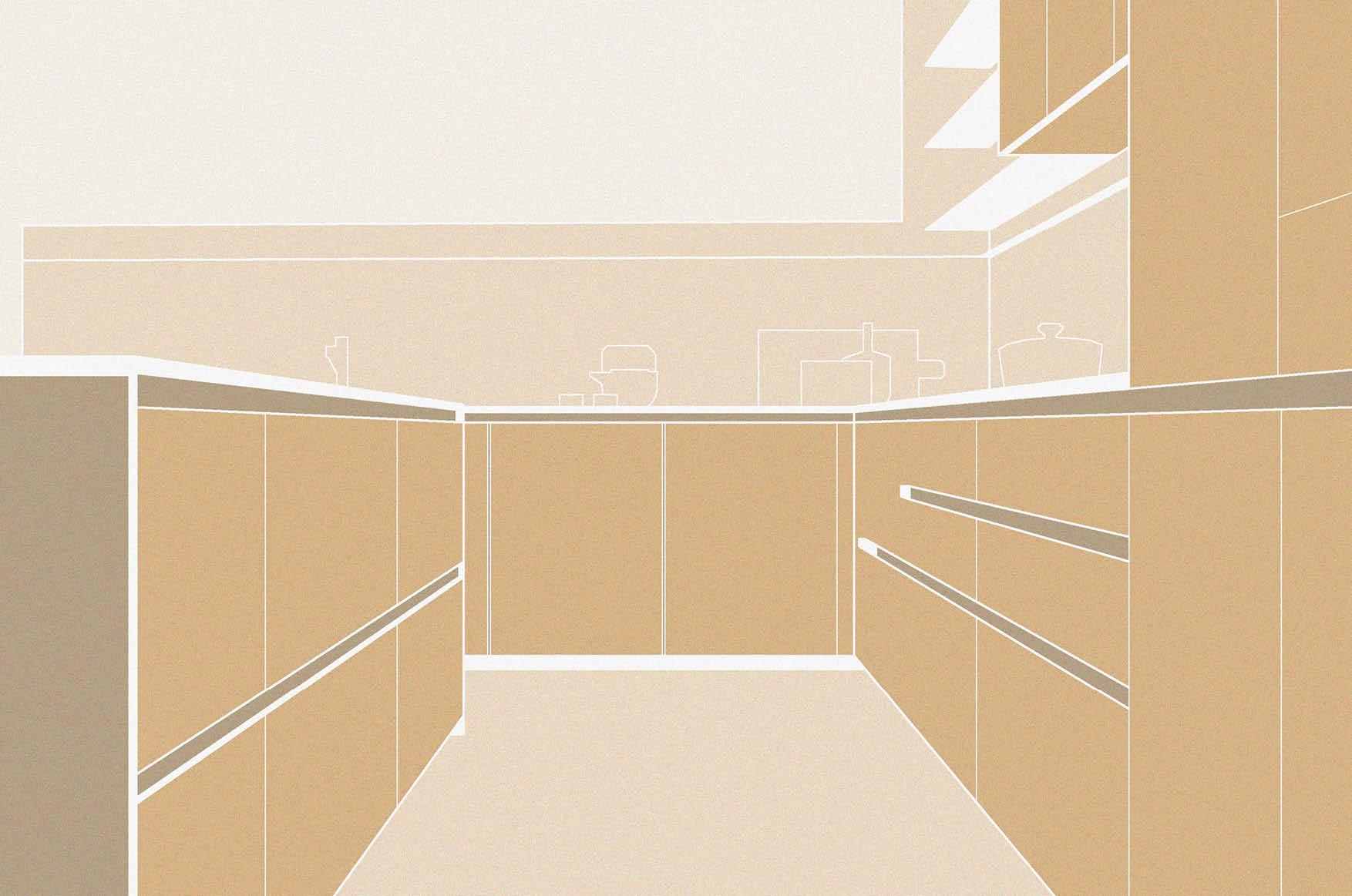 dada prime kitchen illustration by esperiri