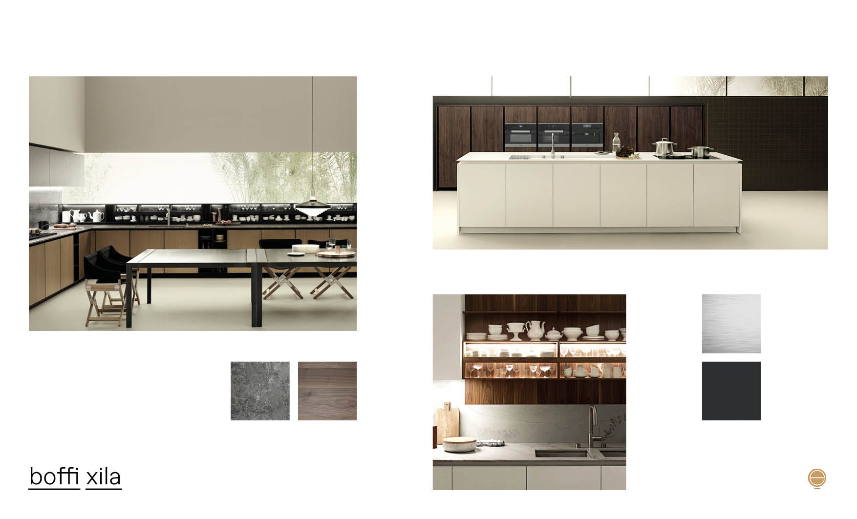 Contemporary Italian Kitchen Design Inspirations  Esperiri Milano