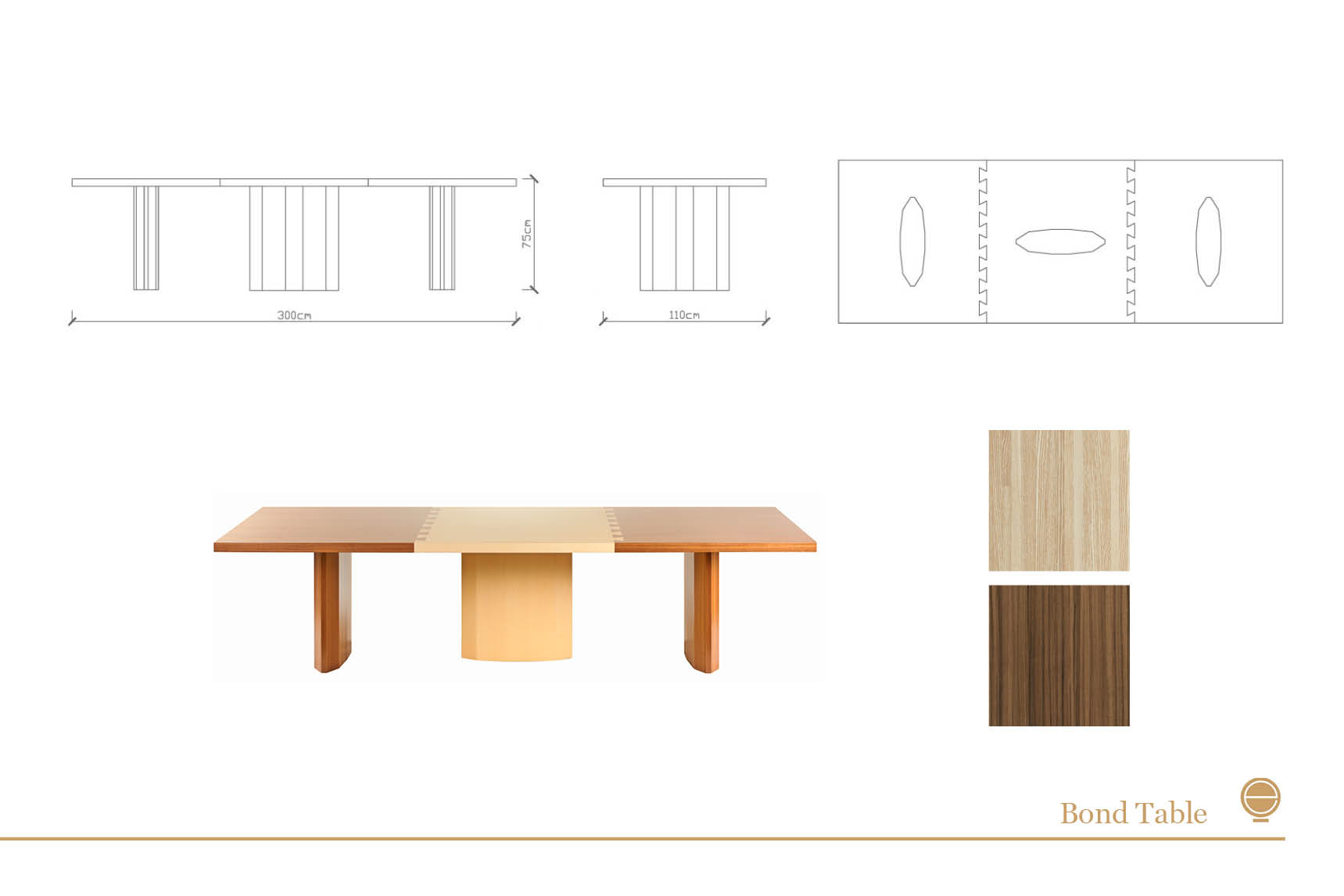 product design moodboard of custom made italian furniture by esperiri milano