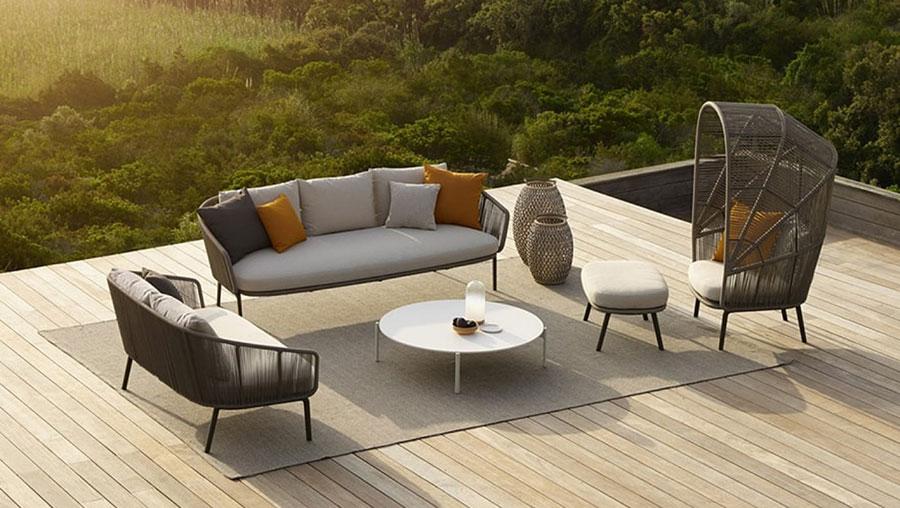 best outdoor furniture brands luxury