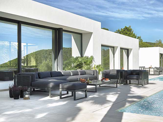 dna sofa collection by gandiablasco one of the best outdoor furinture brands
