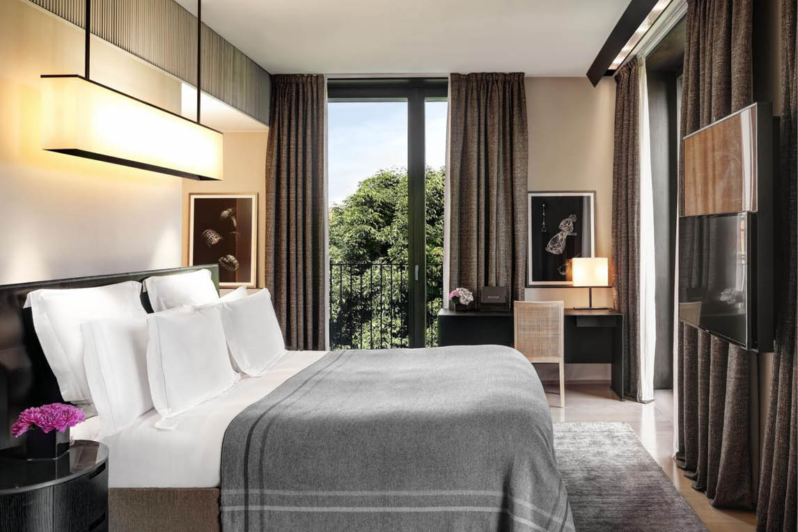 luxury furniture shopping tour and overnight services