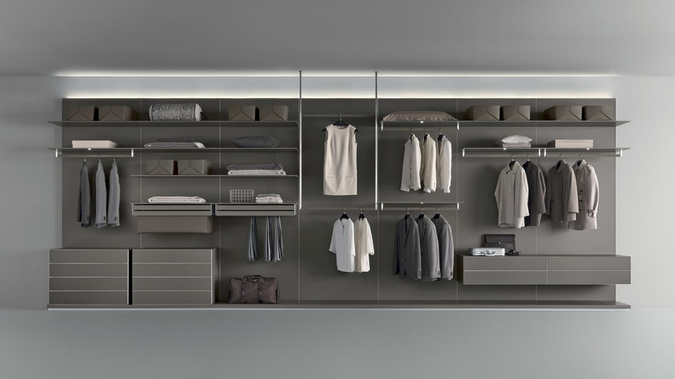 The main features of Rimadesio Abacus are its elegance and flexibility