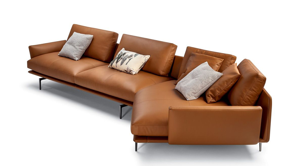 Poltrona Frau is one of top Italian leather sofa brands