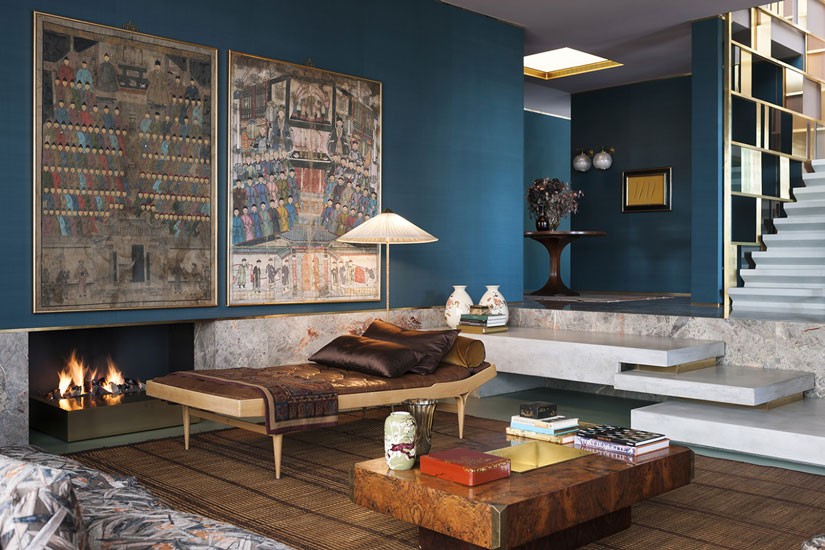 Dimore Studio is one of the best Italian Interior design company, based in Milan and founded in 2003.