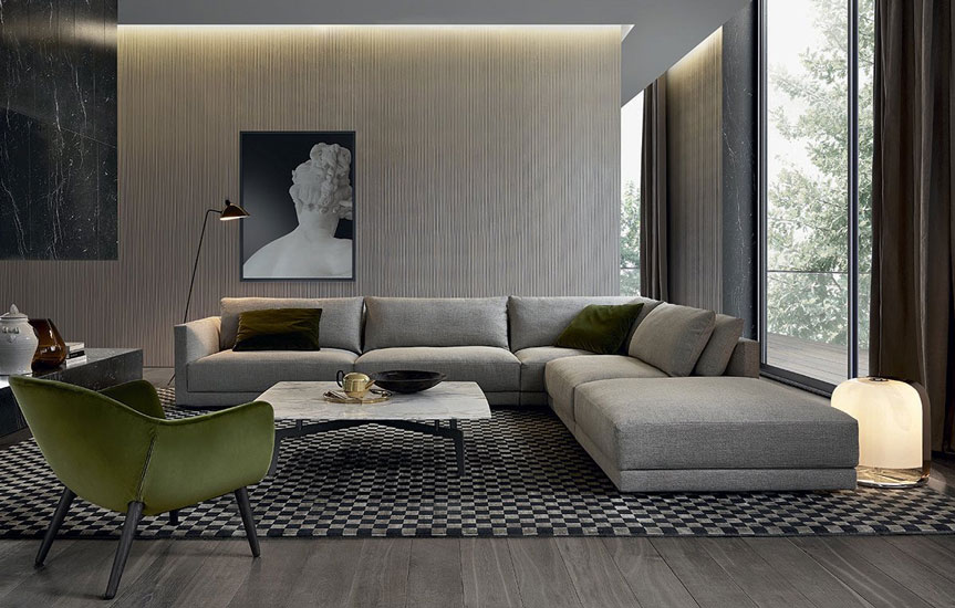 Poliform Italian furniture stores in New York City
