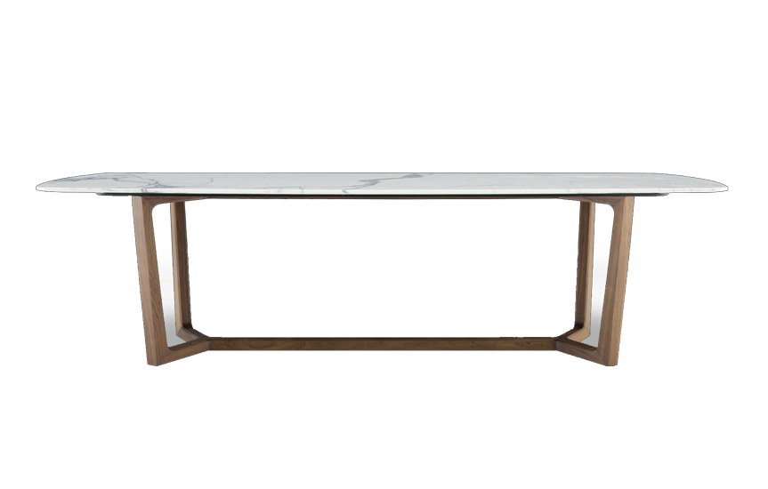 Poliform table and Italian furniture in New York City