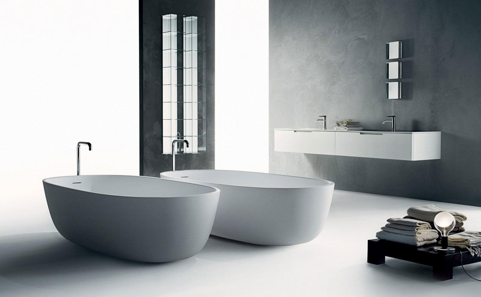 luxury bathtubs boffi duemilaotto