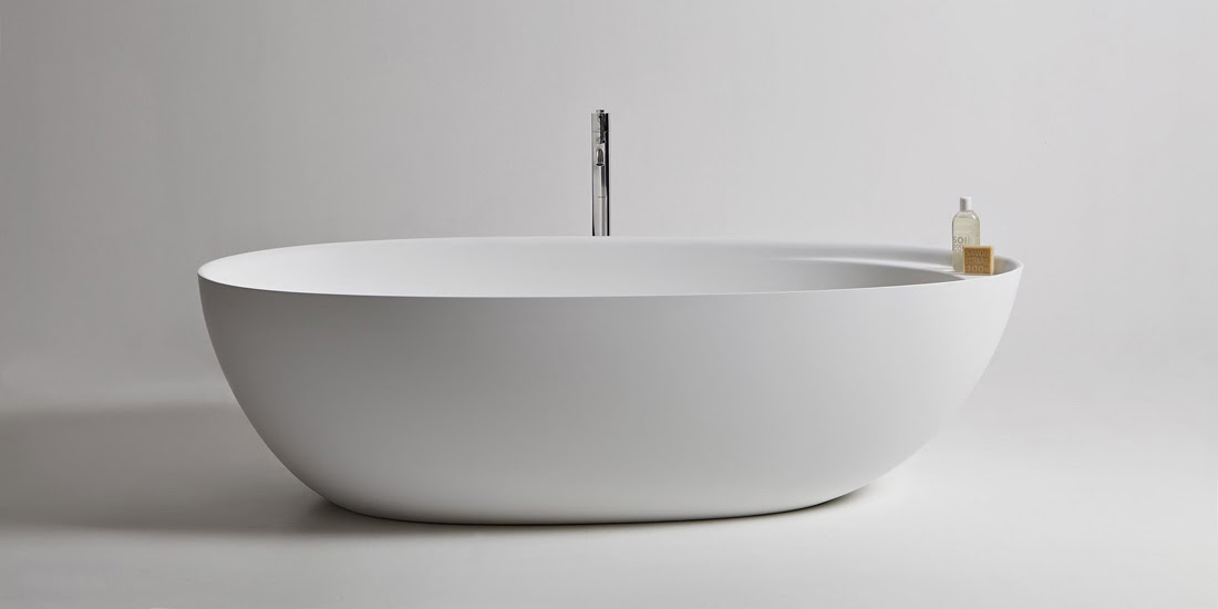 luxury bathtubs eclipse antonio lupi freestanding