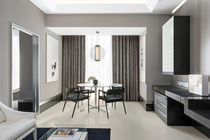 best hotels Milano and Excelsior Hotel Gallia contemporary bedroom