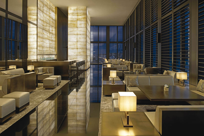 best hotels Milano and Armani Hotel lounge bar