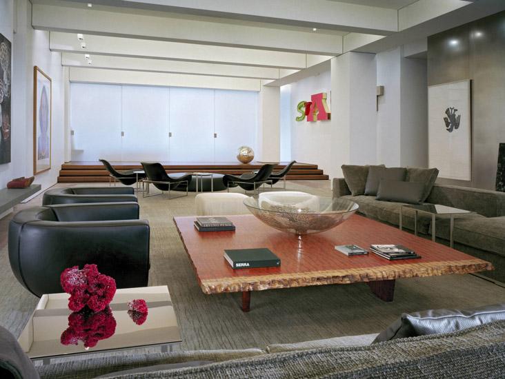 Gabellini Sheppard studio and its new york apartment interior design project