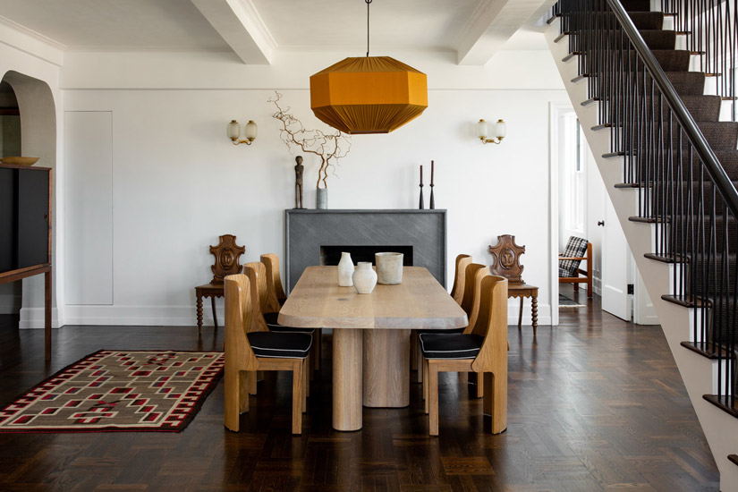 Ashe leandro one of the top nyc interior designers and its new york apartment design project