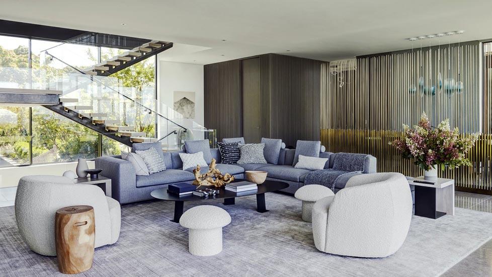 Grade studio and its new york apartment interior design project