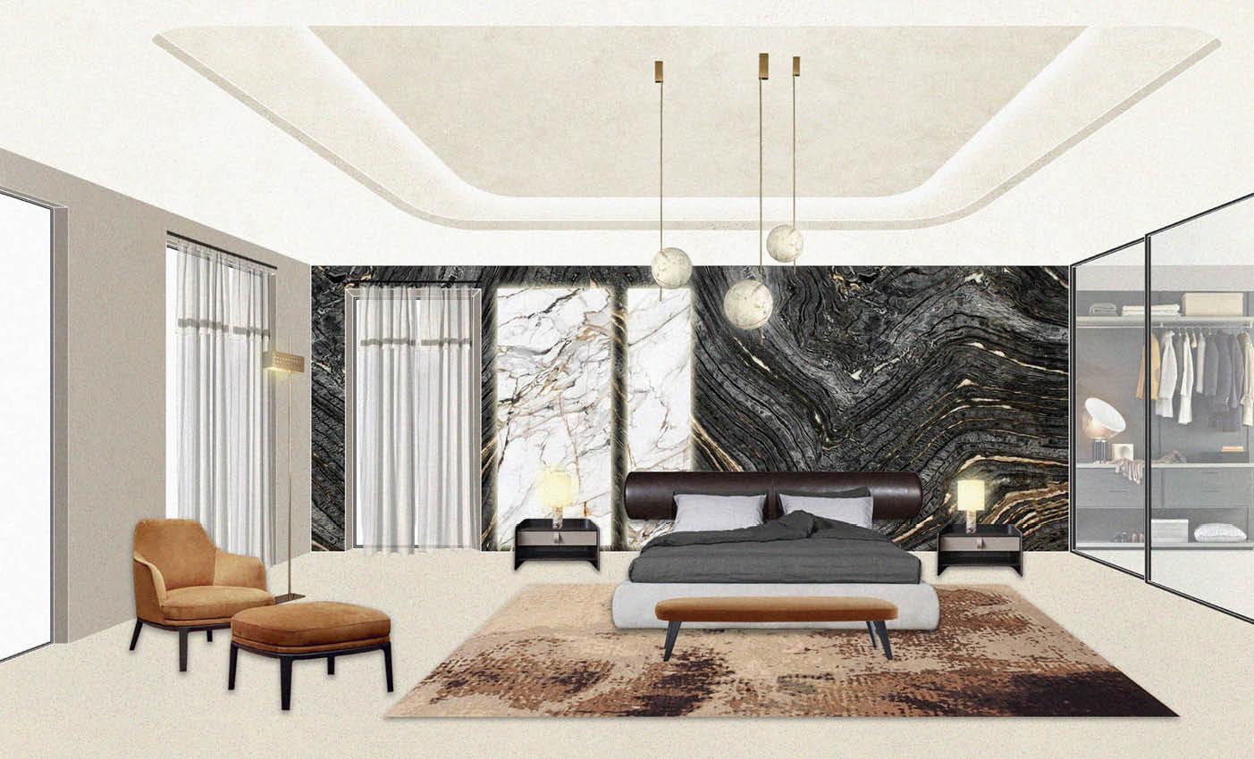 Luxury Modern Italian Bedroom Design Ideas | Esperiri Milano