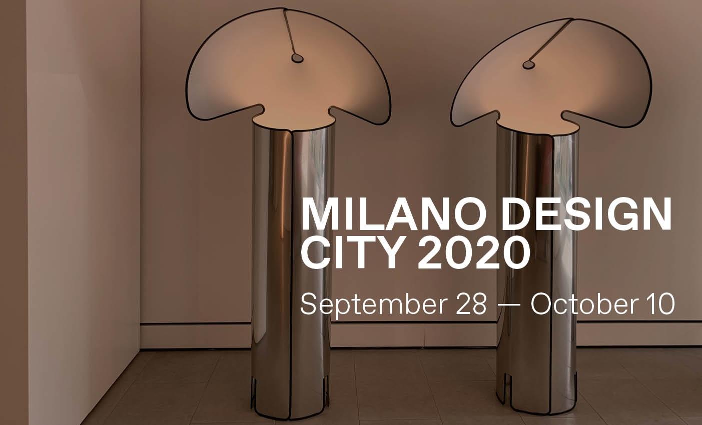 milan design city 2020