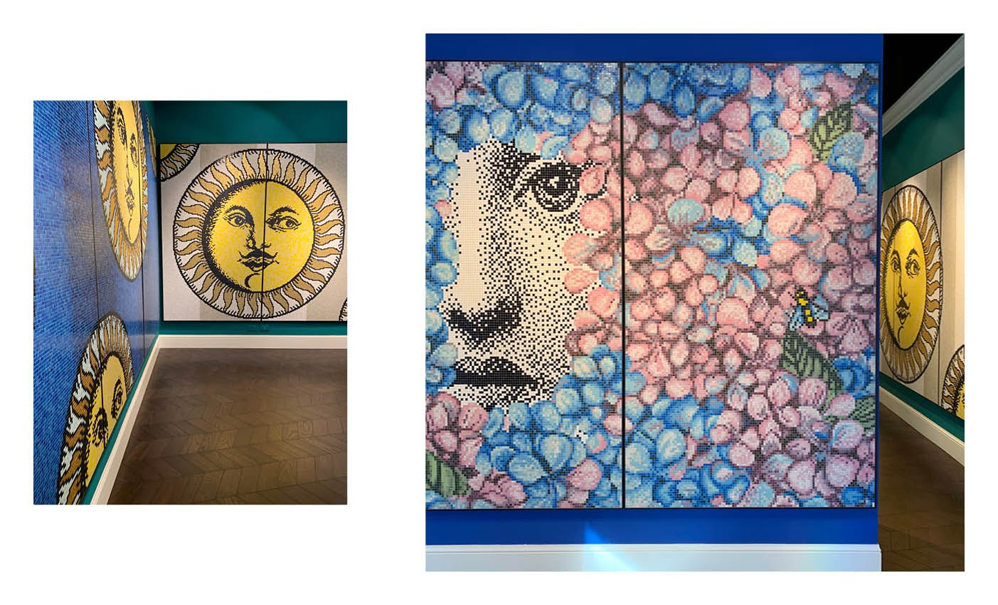 milan design week 2020 and new collezione fornasetti by bisazza
