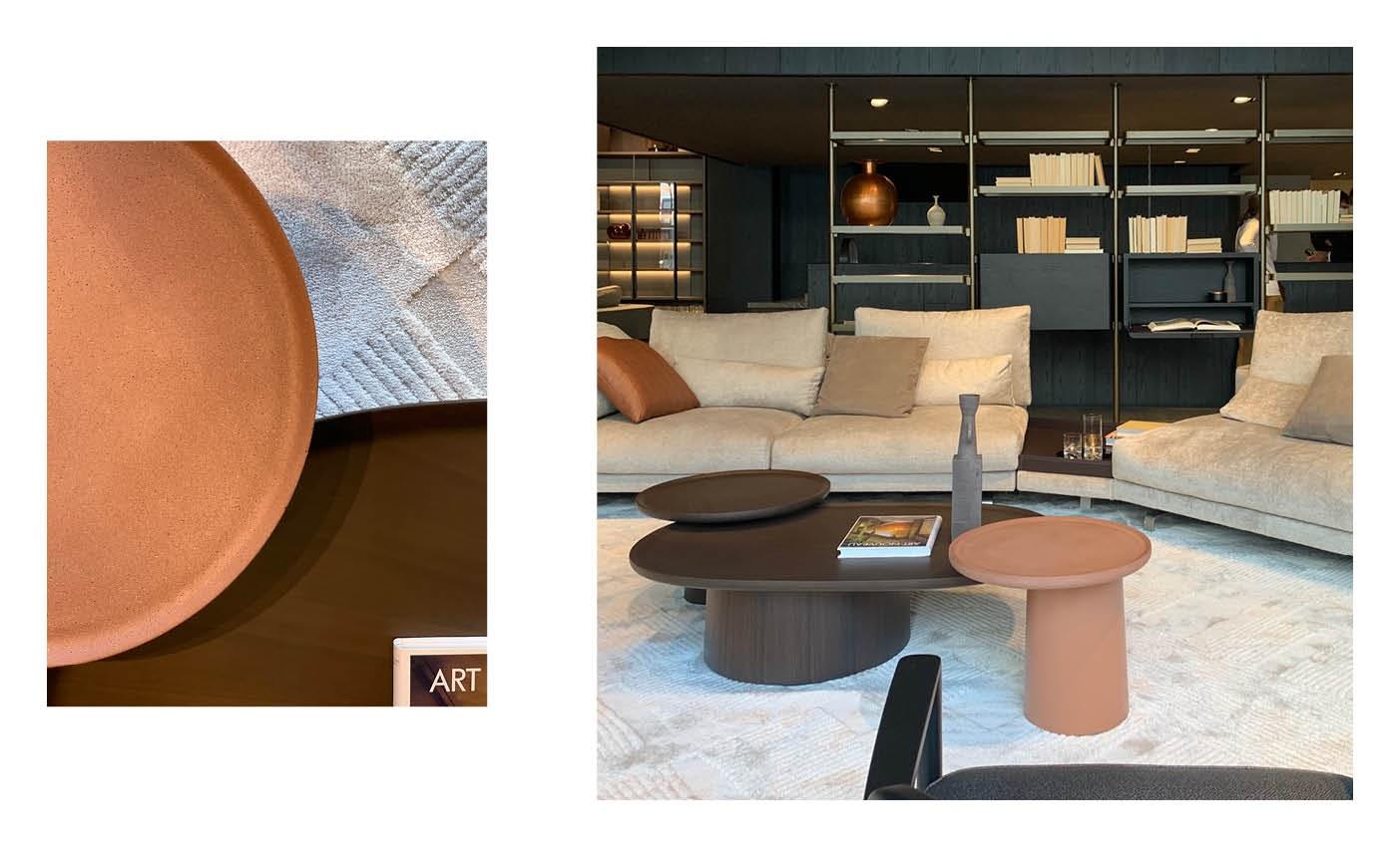 milan design week 2020 and molteni&c showroom