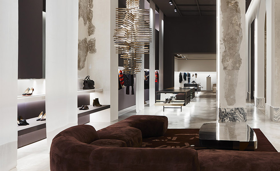 Antonia boutique and high-end shopping in Milan