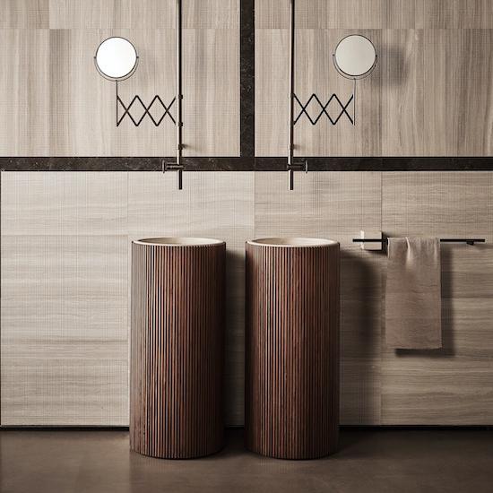 Italian bathroom design idea
