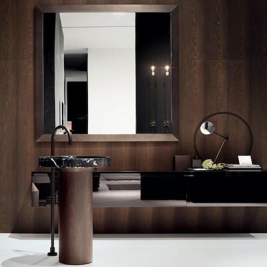 Sanitary ware ideas and Italian style bathroom
