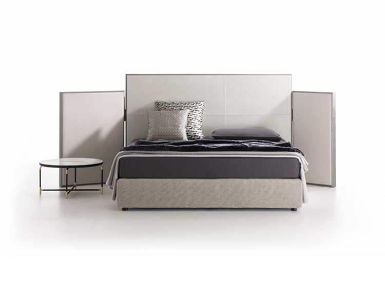 Designer beds ideas and Italian style bedroom