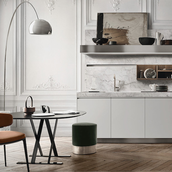 Italian kitchen design idea