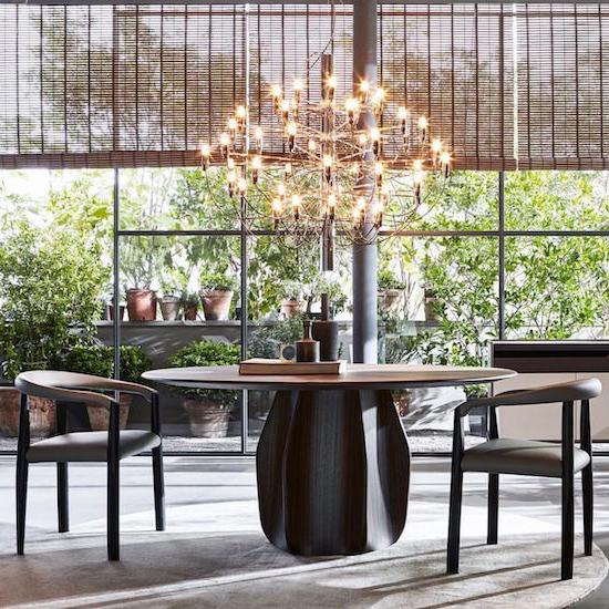 Italian Style Dining Room idea
