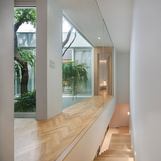 A perfect balance of Forms, The Basic House is designed by One of the Top Interior Design firm in Bangkok