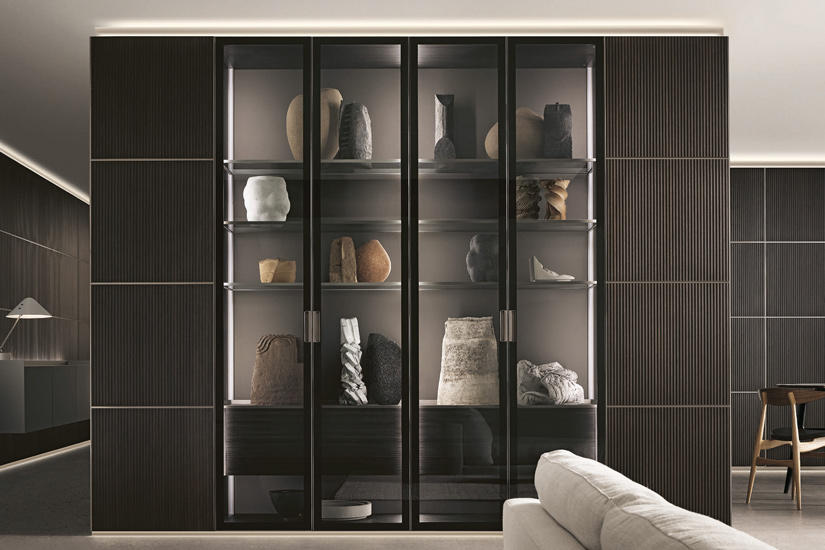 Wall Paneling System and Door Systems by Rimadesio. Discover The best Luxury Furniture Bangkok has to Offer