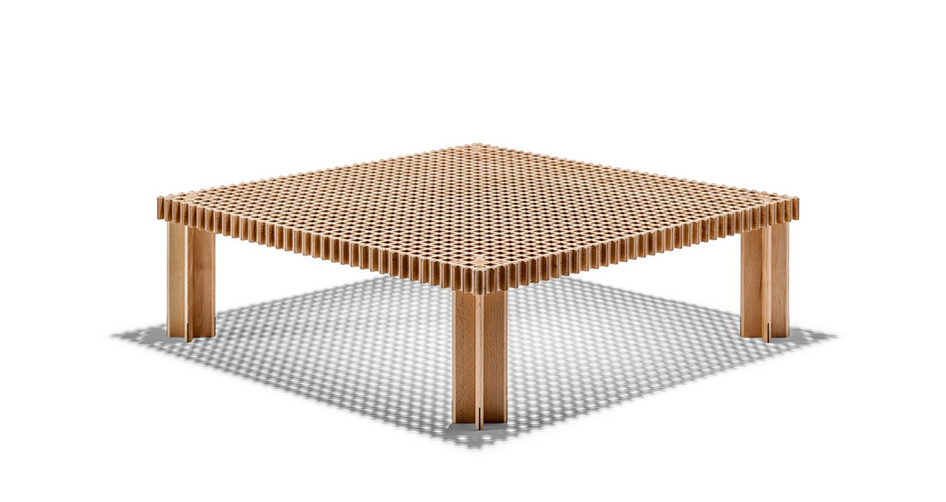 Kyoto Table by Poltrona Frau, one of the Iconic Brands of Italian Luxury Furniture Bangkok has to offer