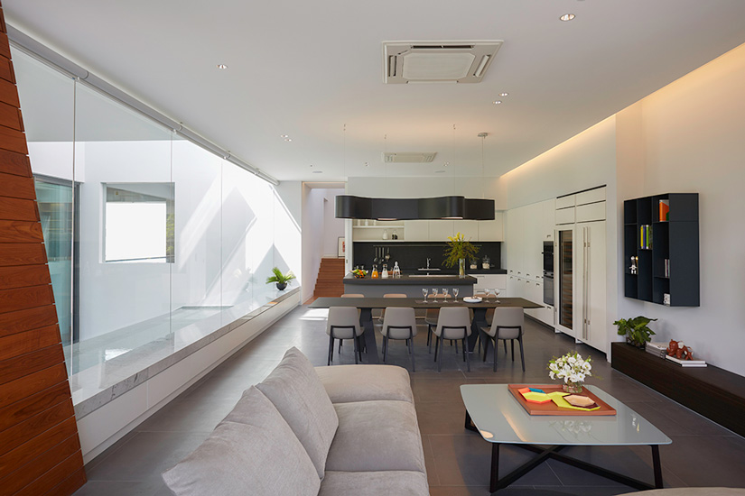 Contemporary and Timeless Interior design designed by Architects49. Discover our Unique List of the Best Interior Design Firm in Bangkok by Esperiri