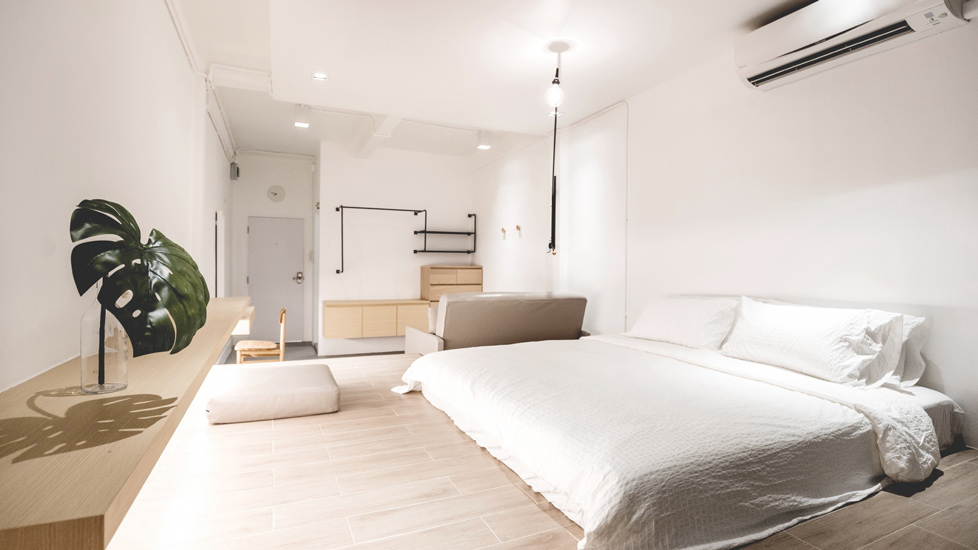 Minimal Design by Behold, one of the top Interior Design Firm in Bangkok, according to Esperiri